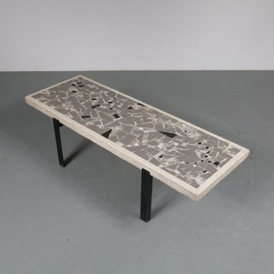 1950s Ceramics coffee table