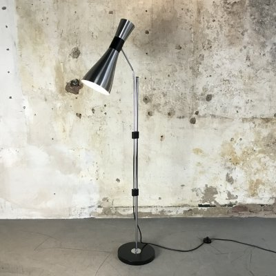 Vintage Danish Design 'Diabolo' floor lamp by Jo Hammerborg for Fog & Mørup, 1960s