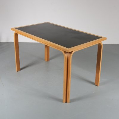 Dining table by Rud Thygesen & Johnny Sorensen for Magnus Olesen, 1970s