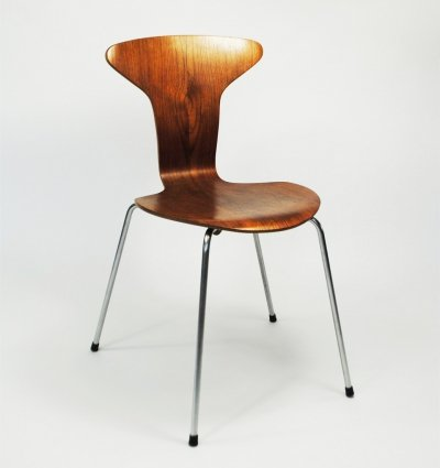 Mosquito dining chair by Arne Jacobsen for Fritz Hansen, 1950s