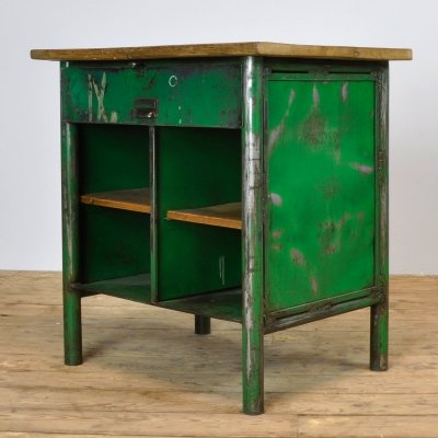 Industrial worktable, 1960s