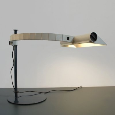1980s 'Pharos' desk lamp by Willem ter Kuile for Indoor