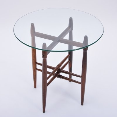 Poul Hundevad Side Table, 1958