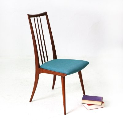50s Teak Dining Chair