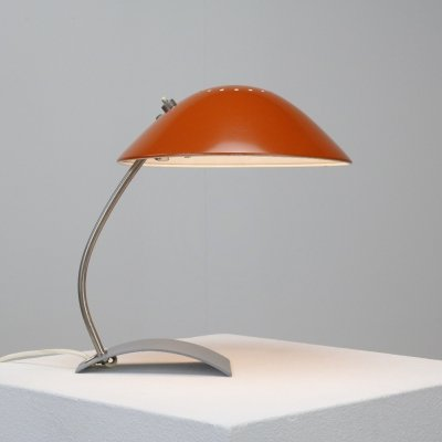 Model 6840 desk lamp by Christian Dell for Kaiser Leuchten, 1950s