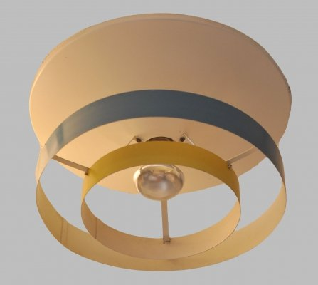 NT24 ceiling lamp by Louis Kalff for Philips, 1960s