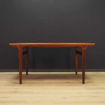 Dining table by Johannes Andersen for Uldum Møbelfabrik, 1970s