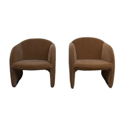 Two 'Ben' Chairs by Pierre Paulin for Artifort, 1970s