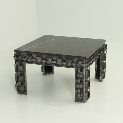 Brutalist Coffee Table from 1960's