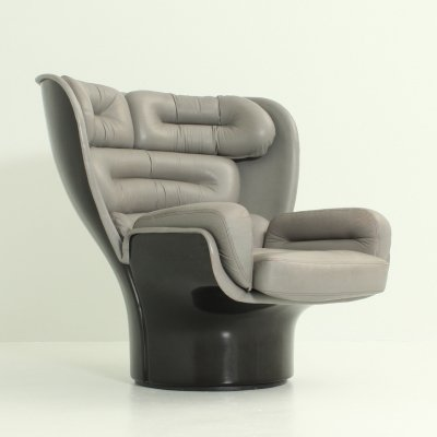 Elda Armchair by Joe Colombo for Comfort