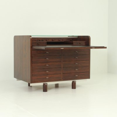 804 Desk by Gianfranco Frattini for Bernini