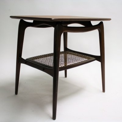 Vintage side Table by Louis Van Teeffelen for Wébé