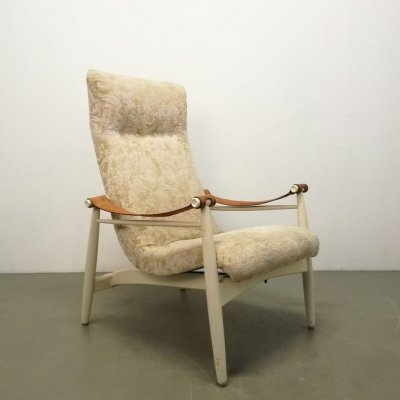 Lounge chair by P. Muntendam for Gebroeders Jonkers, 1960s
