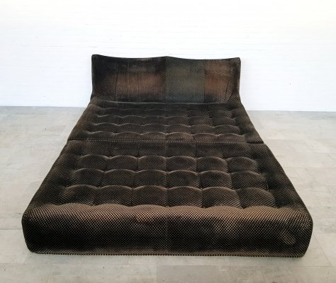 Rare Bambole daybed by Mario Bellini for B&B Italia, 1970s