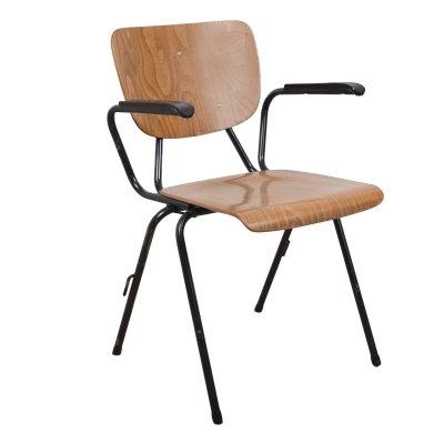 20 x Kho Liang Ie dining chair, 1950s