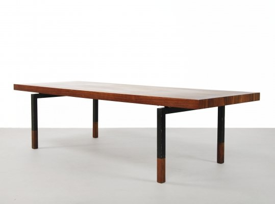 Coffee table by Johannes Aasbjerg for Illums Bolighus, 1960s