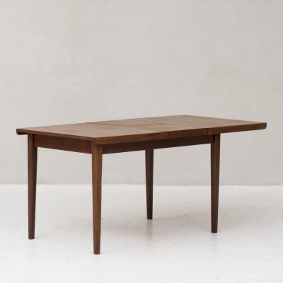 Extendable dining table, Holland 1960's