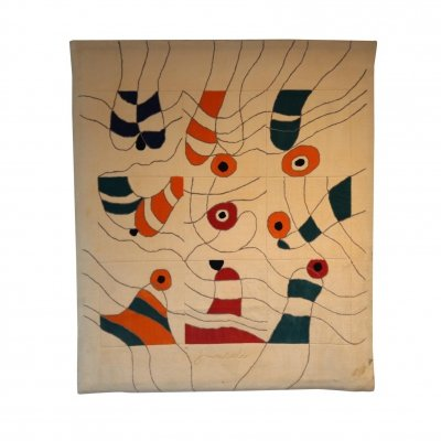 Jan Snoeck Tapestry, 1990s