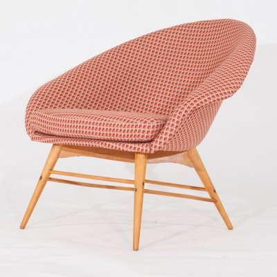 Mid Century Easy Chair by Frantisek Jirak, 1960's