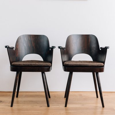 Dining Chair by Oswald Haerdtl
