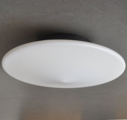3 x Discus ceiling lamp by Raak Amsterdam, 1970s