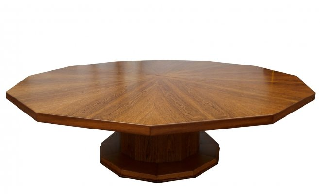 Very Large Dodecagonal Dining Table