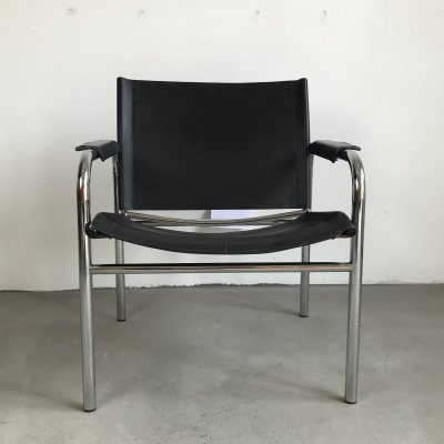 Vintage Easy Chair by Tord Björklund, 1980s