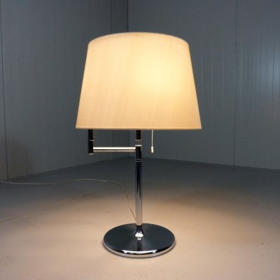 Large Adjustable Table Lamp by Staff