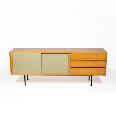 Vintage sideboard in maple, early fifties