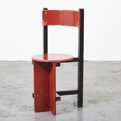 Piet Blom Bastille Chair, 1965