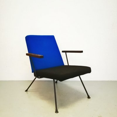 Model 1409 arm chair by André Cordemeyer for Gispen, 1950s