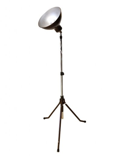 Cifo Floor Lamp with tripod, 1960s