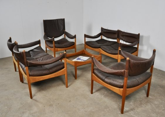 Modus Living Room Set by Kristian Vedel for Soren Willadsen, 1963