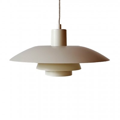 2x PH4/3 Hanging Lamp by Poul Henningsen for Louis Poulsen