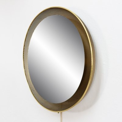 Illuminated Mirror by Artimeta, 1950s