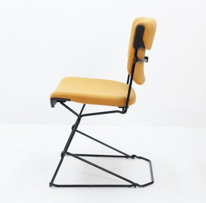 Desk Chair by Albert Stoll for Giroflex, 1970s