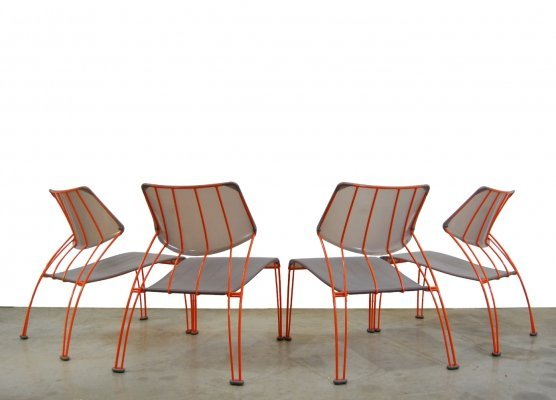 Vintage 'Hasslo' design easy chairs by Monika Mulder for Ikea PS Design, 1990s