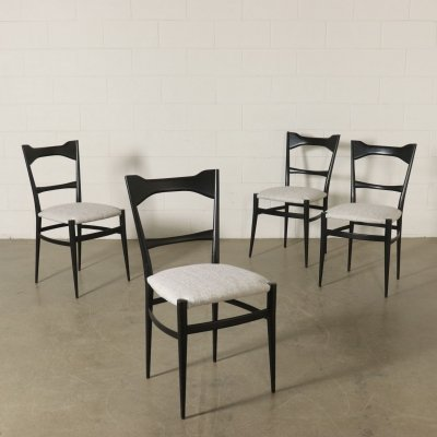 Set of Chairs by Andries Van Onck, 1950s