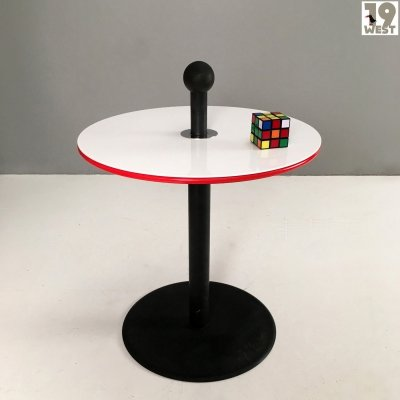 Postmodern side table from the 1980's