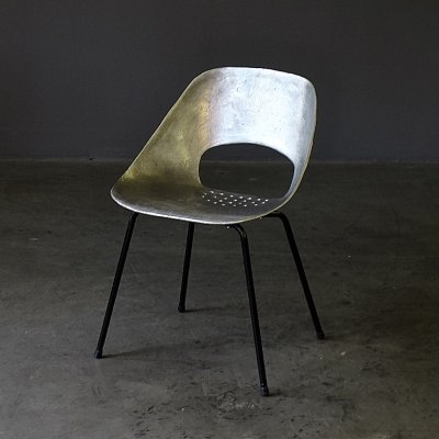 Amsterdam Chair ('Tonneau') by Pierre Guariche, 1950s