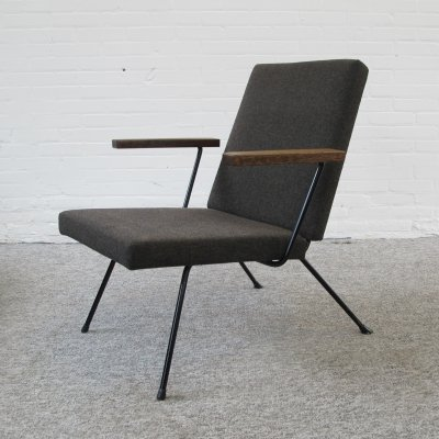 'Model 1409' Lounge chair by Andre Cordemeijer for Gispen, 1959