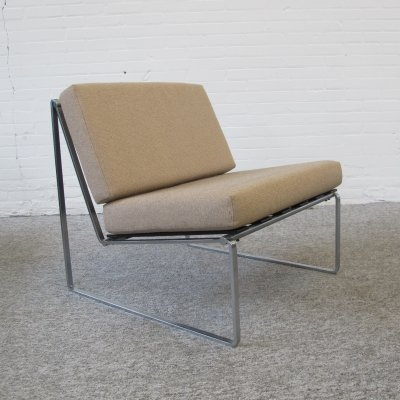 Lounge chair 'model 024' by Kho Liang Ie for Artifort, 1960s