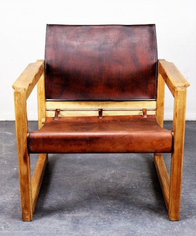 Arm chair by Karin Mobring for IKEA, 1970s