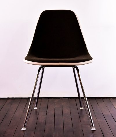 Eames DSX fiberglass chair by Herman Miller, 1960s