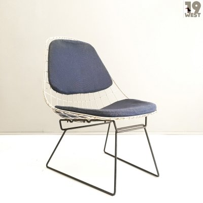 FM06 wire lounge chair by Cees Braakman & Adriaan Dekker for Pastoe