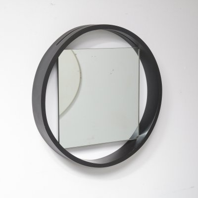 Unique mirror by Benno Premsela for 't Spectrum, 1950s