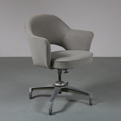 Desk chair by Eero Saarinen for Knoll International, 1960s