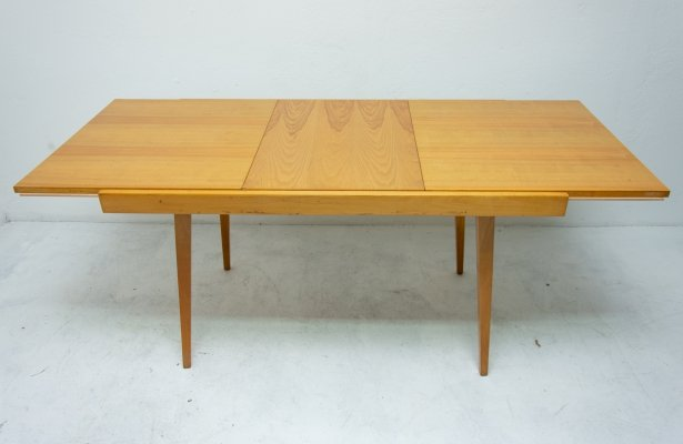 Dining table by František Jirák for Tatra Nabytok Pravenec, 1960s