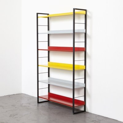 A. Dekker Bookcase for Tomado, 1950s