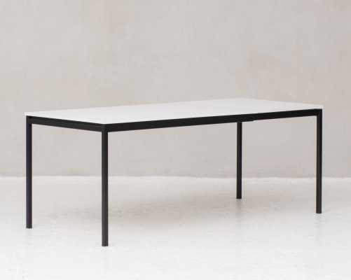 'Telescope' model 3707 dining table by Gispen, Holland 1965